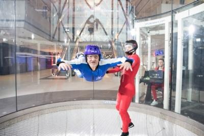 La chute indoor : découvrez les sensations extrêmes d'une chute libre en intérieur !